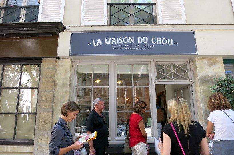 Paris chocolate tour the best way to treat yourself - La maison du chou ...