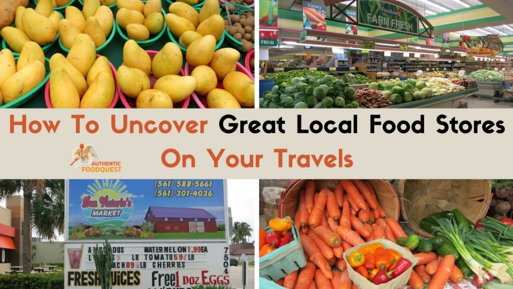 West Palm Beach Grocery Stores and Local Food Stores authentic food quest